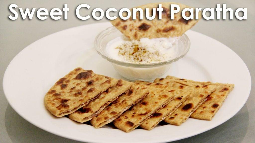 sweet paratha recipe or meetha p 1024x576 recipe home   food recipe image