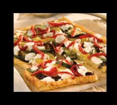 Vegetable Tart Recipe Ideas