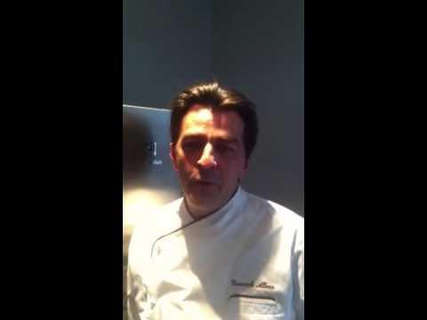 Yannick Alleno's opens the Nespresso Gourmet Academy on Google+