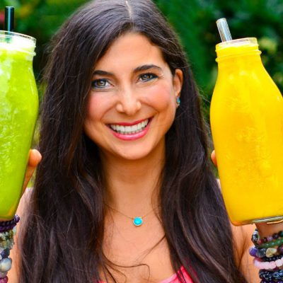 2 Delicious FullyRaw Weight Loss & Energy Smoothies