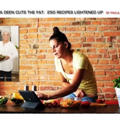 Paula Deen Cuts the Fat 250 Recipes Lightened Up