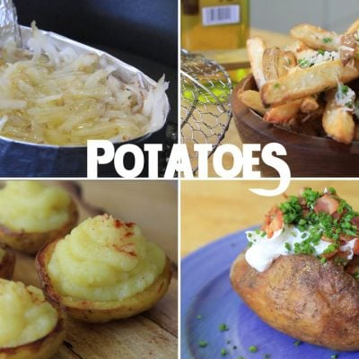10 Creative Recipes Using Just a Potato (Part 1)