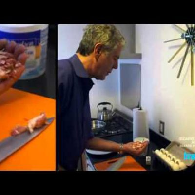 Anthony Bourdain Scrambled Eggs