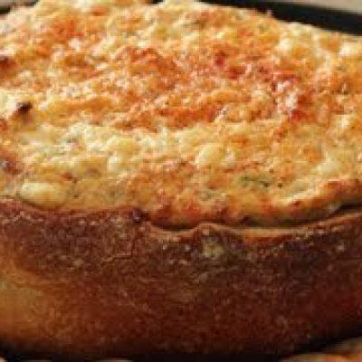 Baked Crab & Artichoke Dip – Super Bowl Dip Recipe