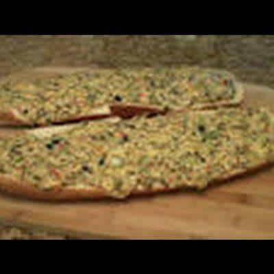 Cheese Olive Bread – Lynn's Recipes