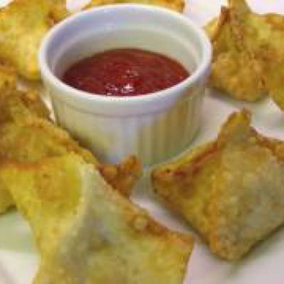 Crab Rangoon Recipe – Delicious Deep Fried Appetizer with Real Crab