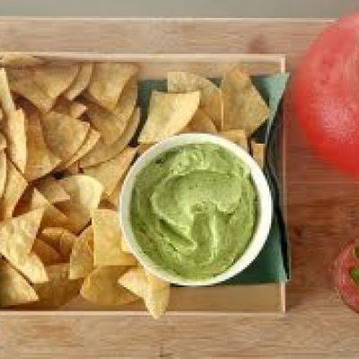 Creamy Avocado Dip – Everyday Food with Sarah Carey