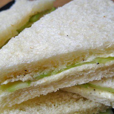 Cucumber Sandwich Recipe in Hindi – कुकुम्बर सैंडविच रेसिपी @ jaipurthepinkcity.com