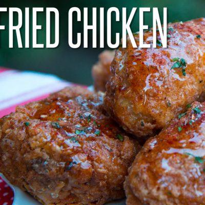 Fried Chicken – Gluten Free Recipe