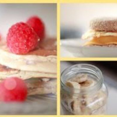 Healthy Breakfast Ideas for School ♡ Quick and Easy