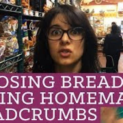 How To Choose Healthy Bread and Make Homemade Breadcrumbs – Mind Over Munch Episode 23