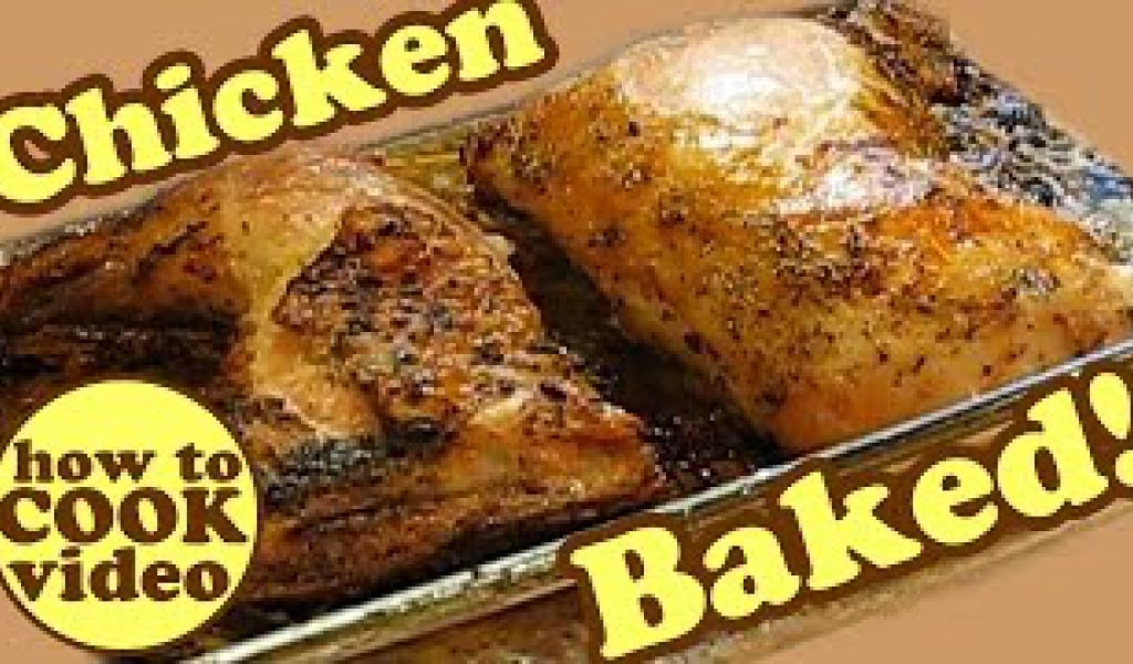 How To Cook Chicken Leg Thighs Breast Baked Fried – Dinner Recipes Bake Baking Dishes Recipe Jazevox
