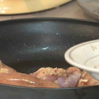 How to Make Chicken Cacciatore