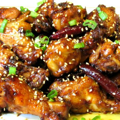 How To Make Coca-Cola Chicken Wings – Chinese Chicken Wings – Recipe