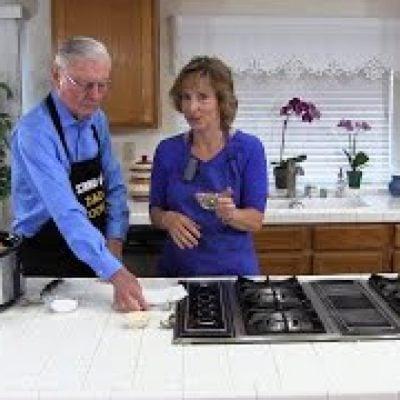 How to Make Dad's Favorite Chicken Stew: A Super-Easy, Delicious, Healthy Crockpot Chicken Stew!