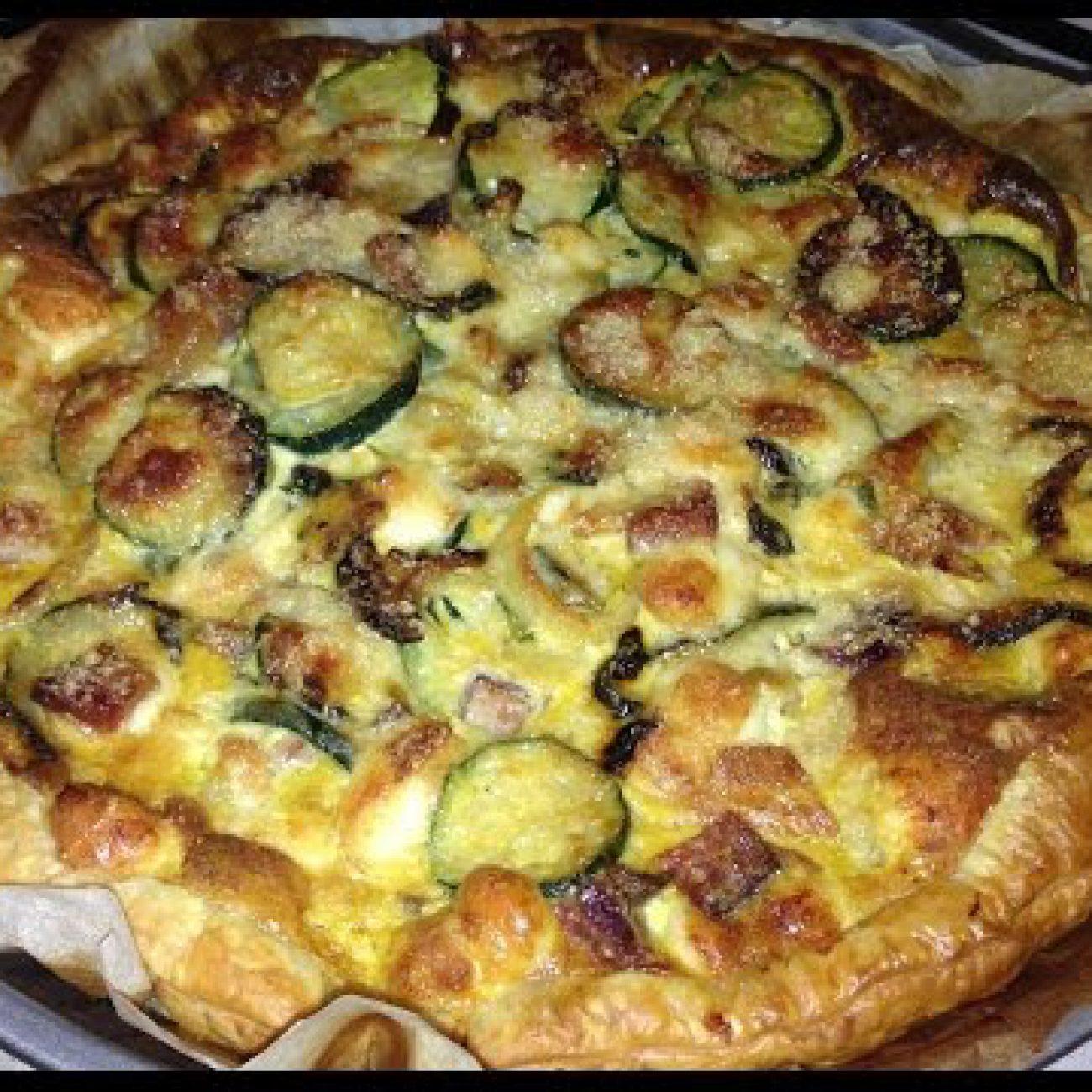How to make savory pie – Ricetta torta salata