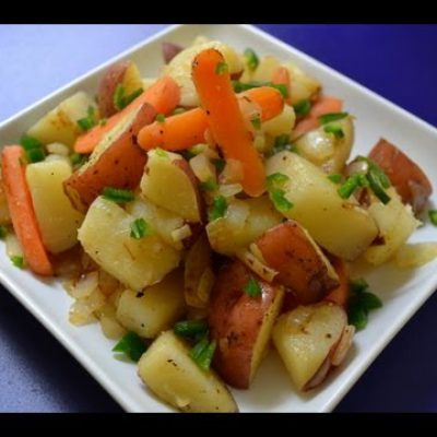 How To Make The PERFECT Potato Side Dish – MMMM GOOOD!