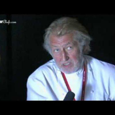 Pierre Gagnaire Interview