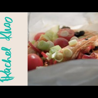 "Rachel Khoo's Seafood ""Sweetie"""