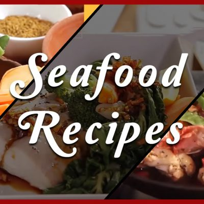 Sea Food Recipes (Seafood Cooking Videos)   Chef Vicky Ratnani Recipes