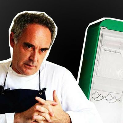 The Bare Fridge Challenge: Ferran Adrià | Fine Dining Lovers by S.Pellegrino & Acqua Panna