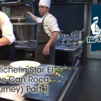 Three Michelin Star El Celler De Can Roca (the Journey) Part 1