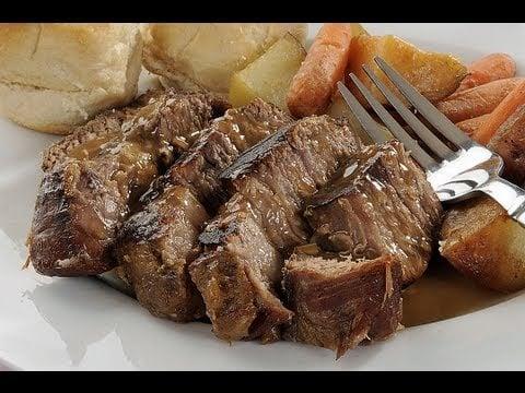 Best Pot Roast Recipe | Beef Roast