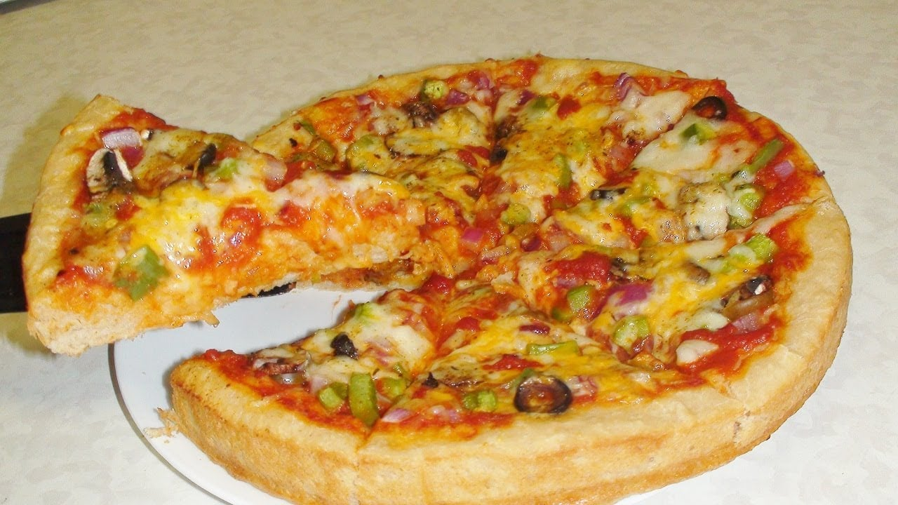 Bhavna S Kitchen Pizza Recipe