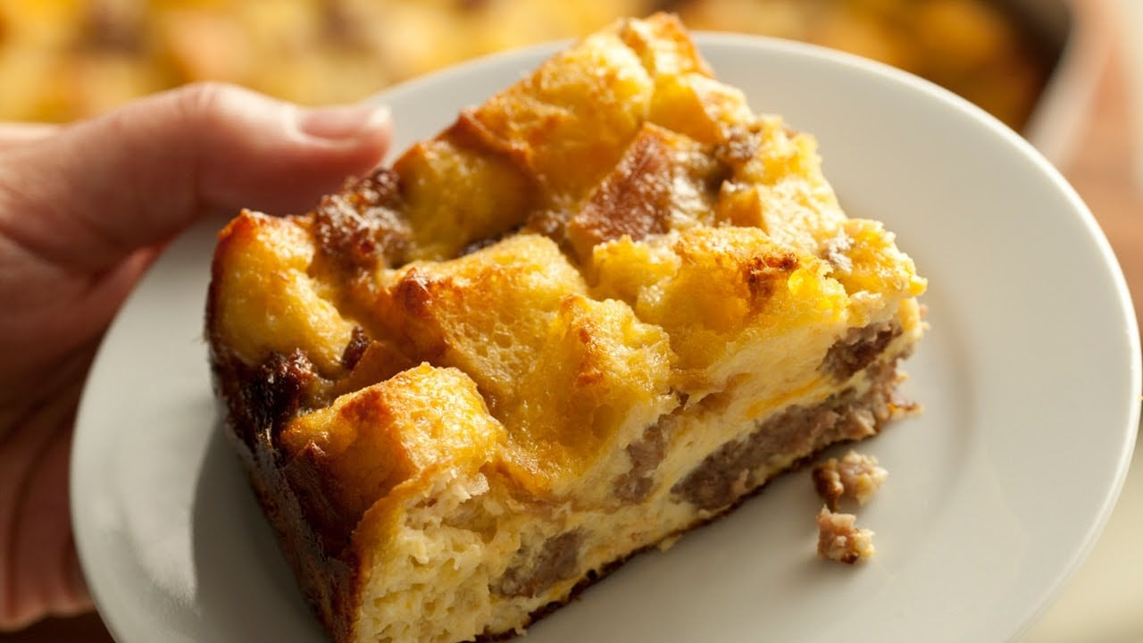 Easy Make-Ahead Breakfast Casserole – How To Make The Easiest Way