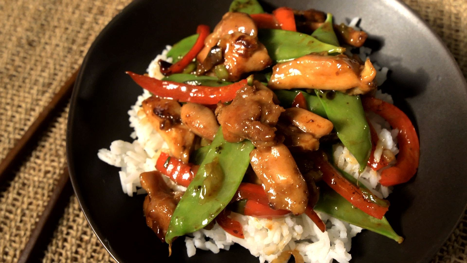 How to Make an Easy Chicken Stir-Fry – The Easiest Way
