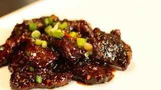 PF Chang's Ginger Beef Recipe