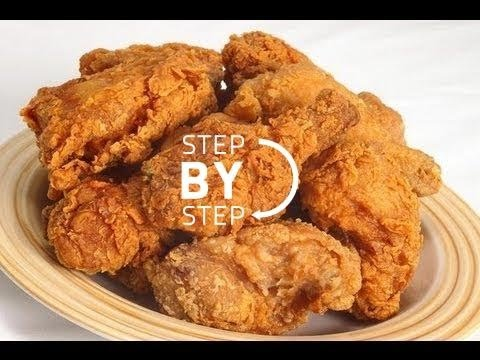 Oven Fried Chicken Best Ever Oven Fried Chicken Recipe How To Make