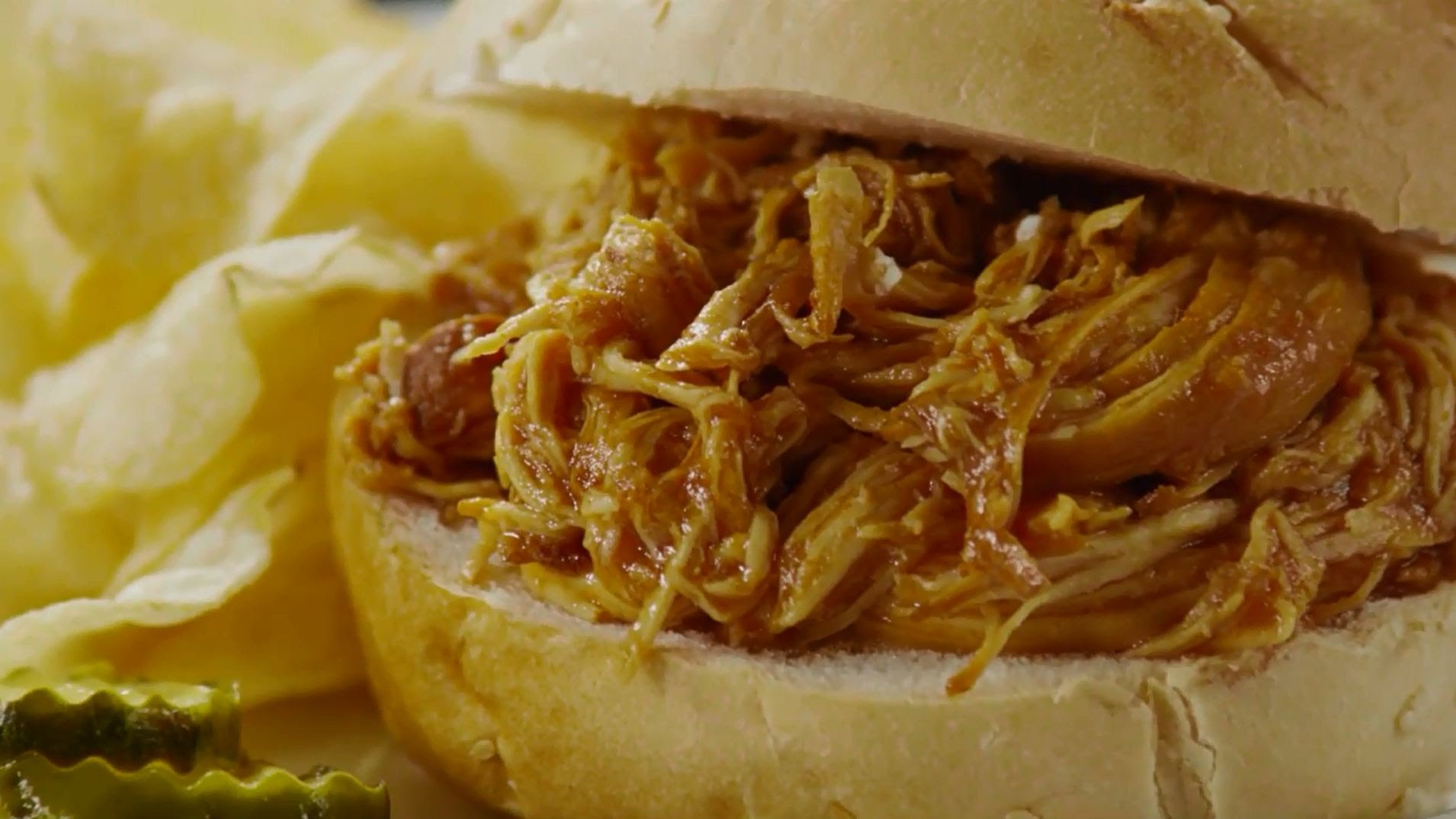 Slow Cooker Recipes – Slow Cooker BBQ Chicken