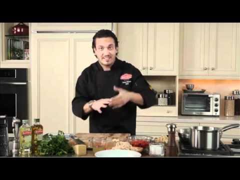 Bertolli® Olive Oil — Let's Cook! APPetizer: Pasta