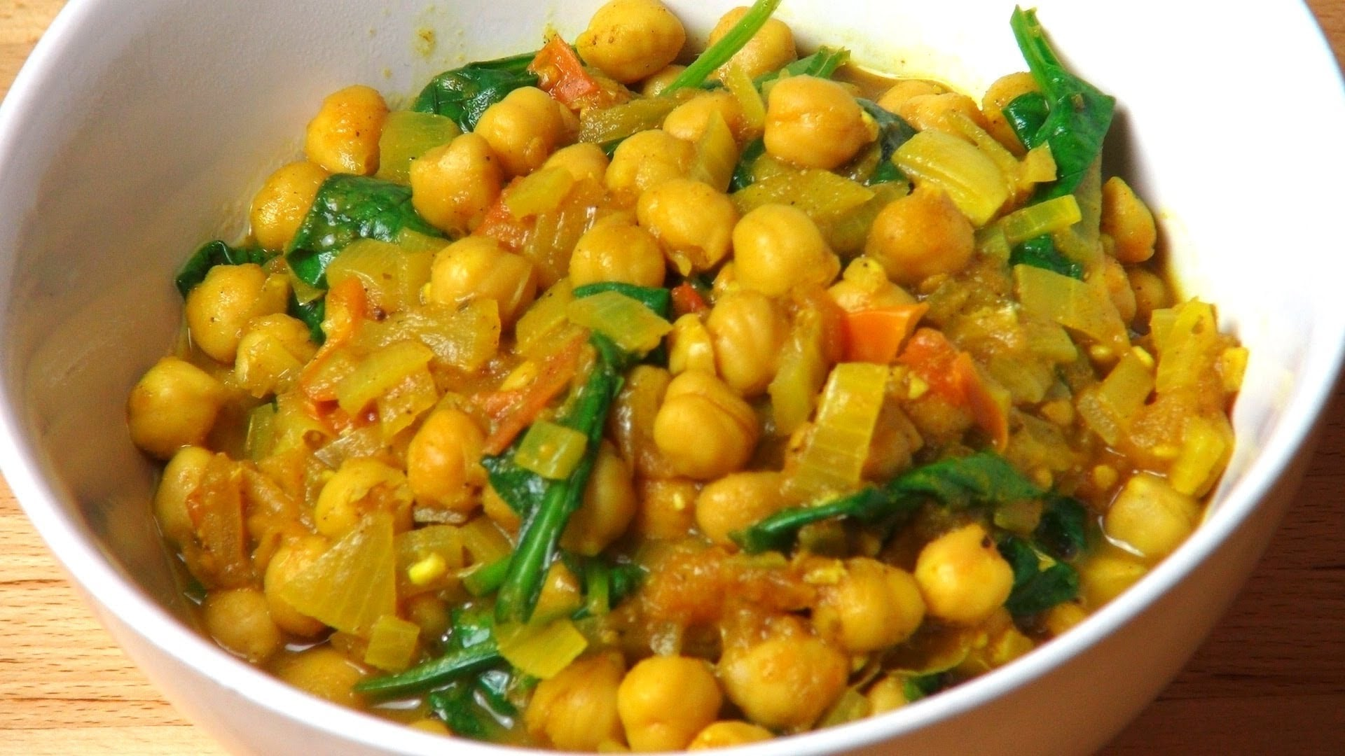 Chickpea Curry – RECIPE