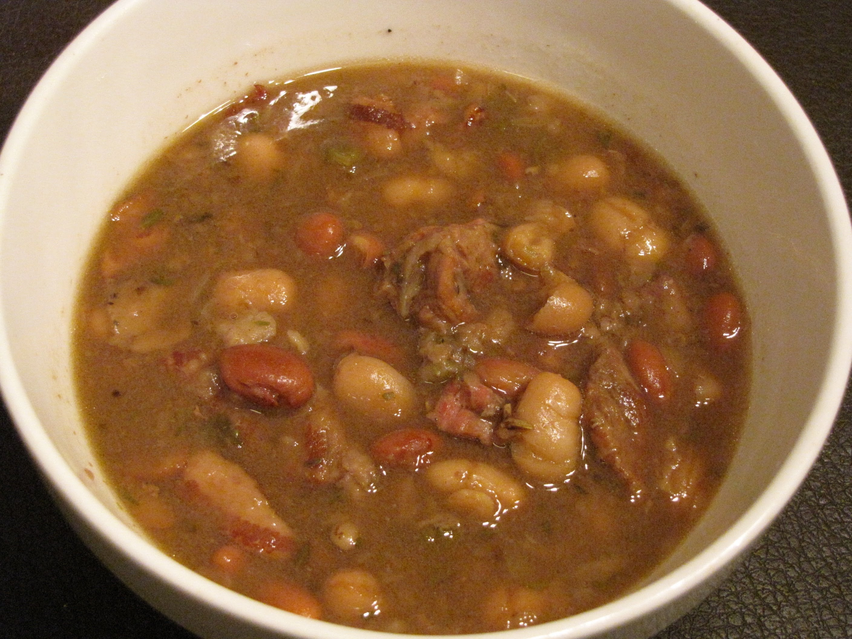 Easy Slow Cooker Recipes – Slow Cooker Bean Soup