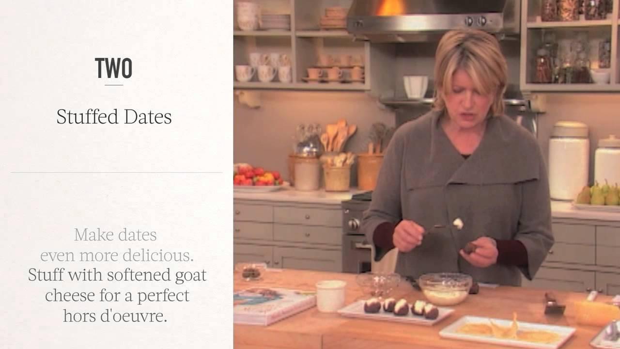 Good Things: Three Crowd-Pleasing Cheese Appetizers – Martha Stewart