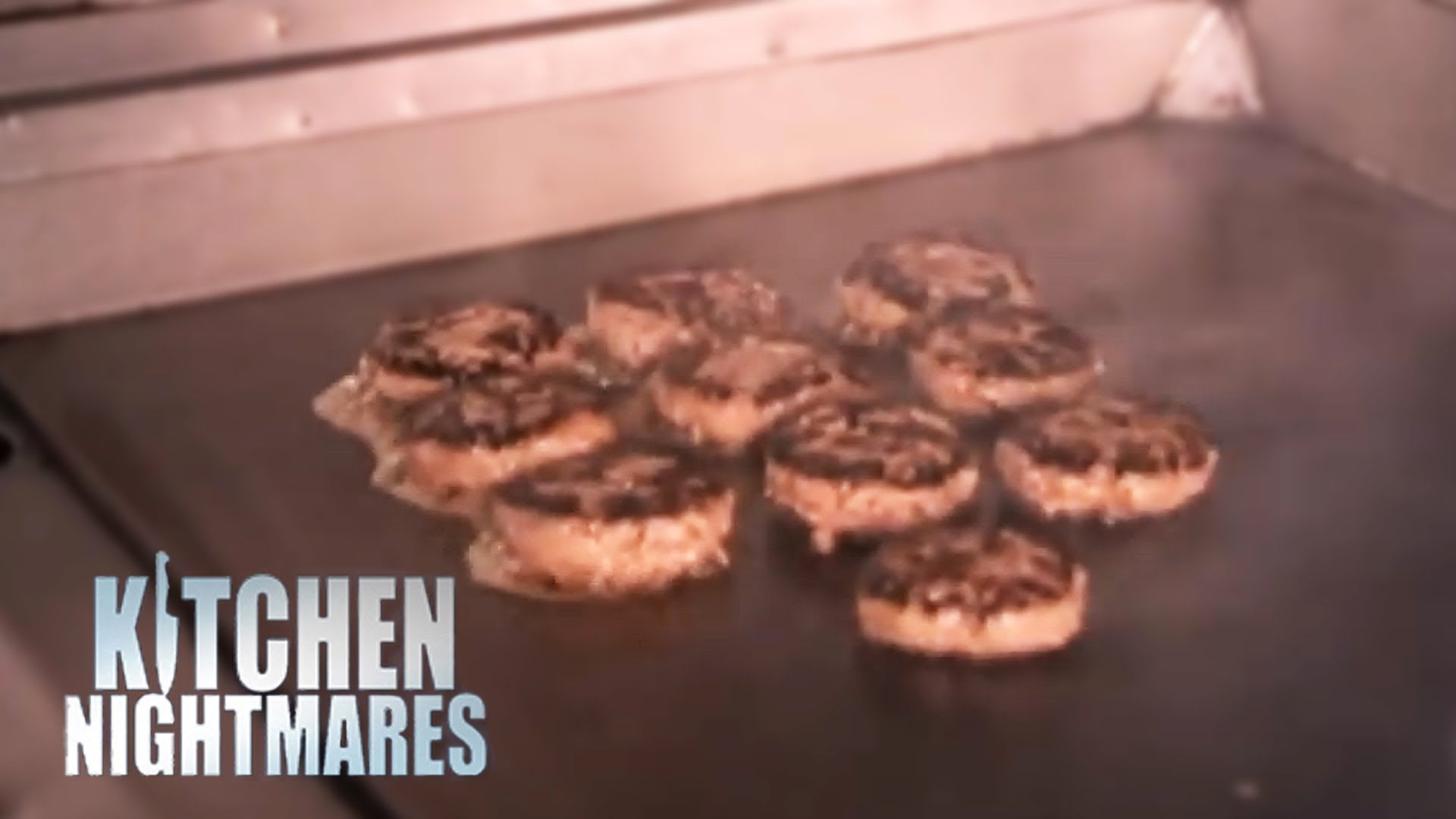 Gordon Teaches Chef His Best Burger Recipe – Kitchen Nightmares