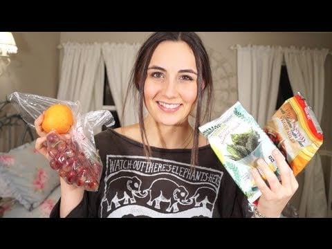 Healthy Snacks!! What I Eat to Stay Fit & Healthy