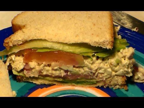 How To Make A Chicken Salad Sandwich: The Best Chicken Salad Recipe
