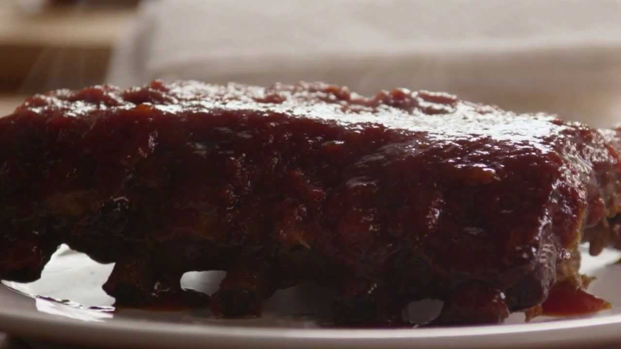 How to Make Slow Cooker BBQ Ribs
