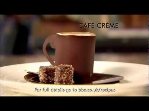 Raymond Blanc – Cafe Creme Dessert