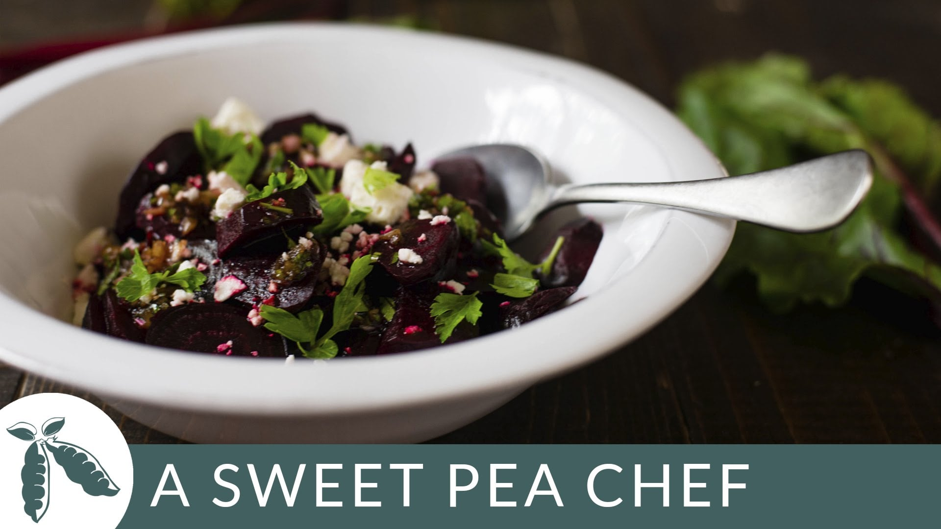 Roasted Beet Salad | A Sweet Pea Chef