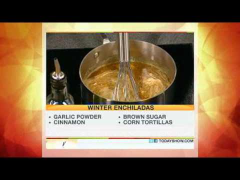 Today Show – Spice Up Your Holiday Spread