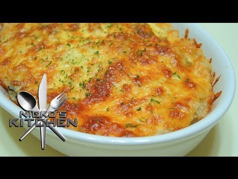 WORLD'S EASIEST DINNER – VIDEO RECIPE