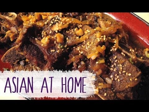 Beef Recipes : Beef Short Ribs Recipe : Korean Cuisine : Asian at Home