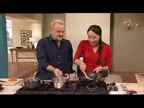 Five Spiced Chicken Stir-fry Recipe (Ching-He Huang, Antony Worrall Thompson)