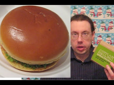 McDonald's Artisan Grilled Chicken Sandwich Review
