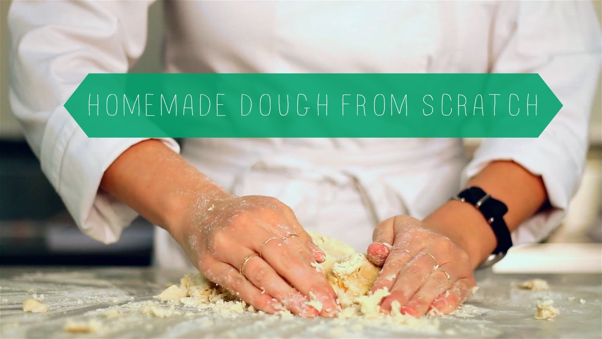 That's So Quiche! The Perfect Savory Dough from Scratch!