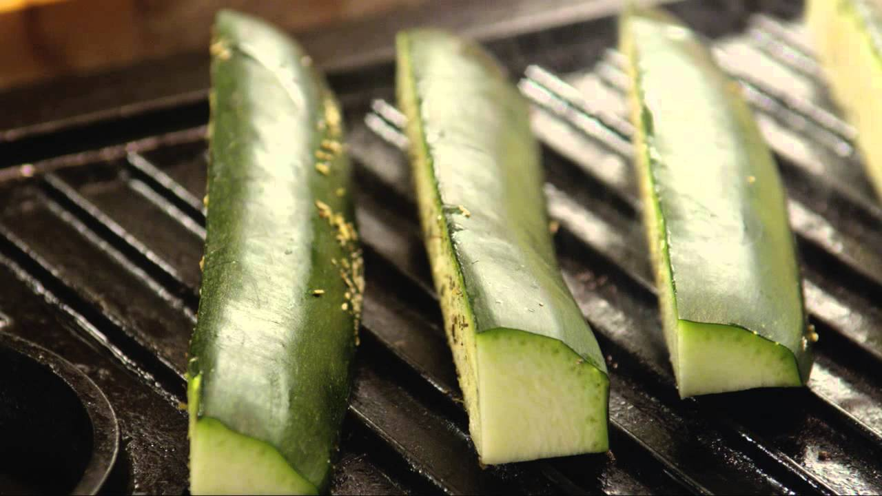 Vegetarian Recipes – How to Grill Zucchini